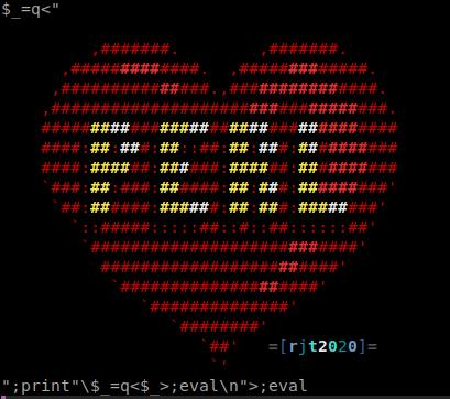 I <3 Perl